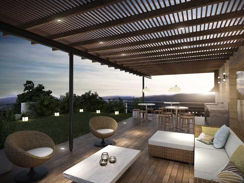 Une pergola pour couvrir une terrasse: quels avantages ...